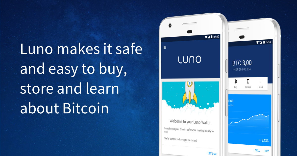Meet Africa's Blockchain Startups: Luno - BitcoinAfrica io