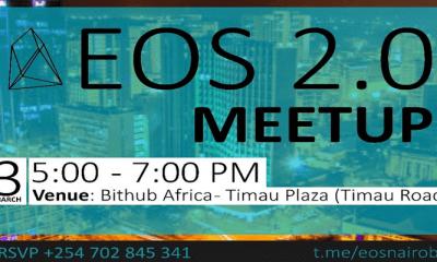 EOS Meetup in Nairobi