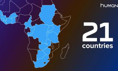 Humaniq 21 African Countries