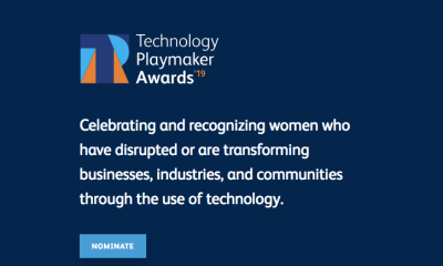 Technology Playmaker Awards