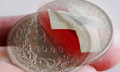 Swiss Franc-backed Cryptocurrency
