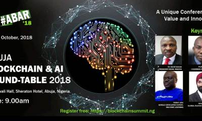 Abuja Blockchain and AI Round Table