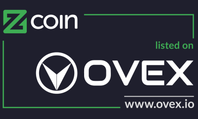 Zcoin on OVEX