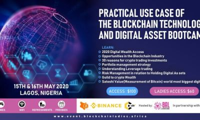 Blockchain Technology And Digital Asset Bootcamp