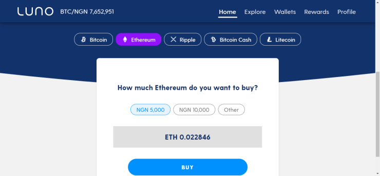 Luno Ether 2