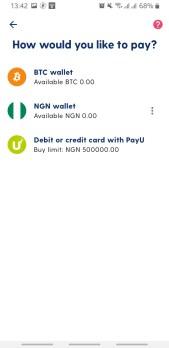Buy ether in Nigeria