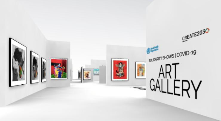Covid Art Gallery