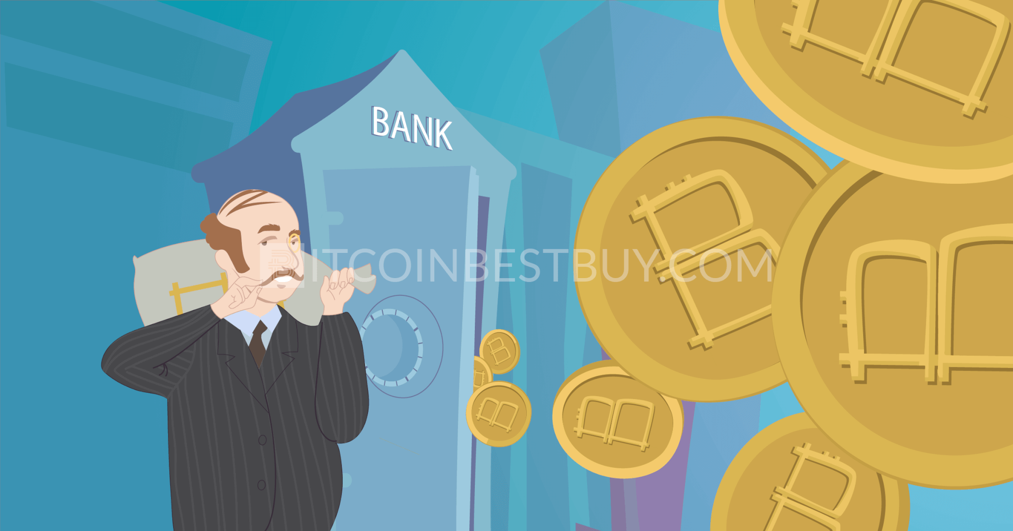How to Buy Bitcoins with Bank  AccountTransfer Online