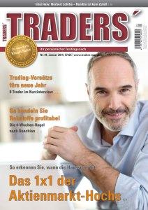 Die Januar-Ausgabe des Traders Mag' ist im Handel erhältlich