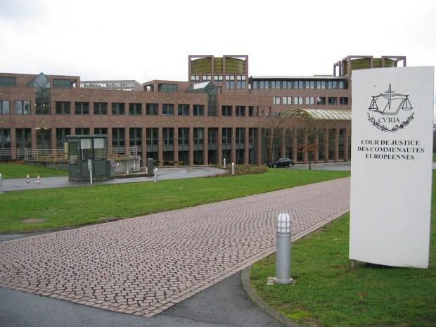"""""""European Court of Justice - Luxembourg"""" von  Cédric Puisney via flickr.com. Lizenz: Creative Commons"""