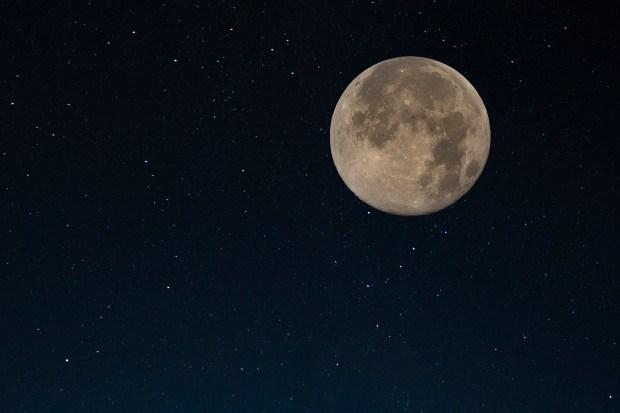 Super Moon von davejdoe via flickr.com. Lizenz: Creative Commons