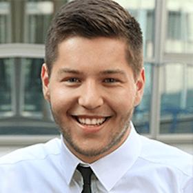 Max Kordek, CEO von Lisk.