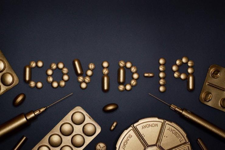 Covid-19, Bitcoin, Stock Market, Value
