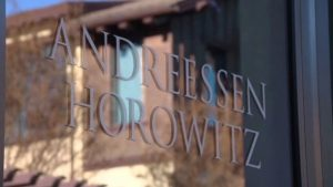 Andreessen Horowitz Publishes 'Crypto Startup School' Documentary