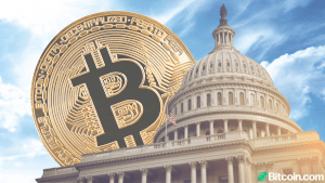 Crypto for Congress: Bitcoin Sent to All Congress Members' Campaigns
