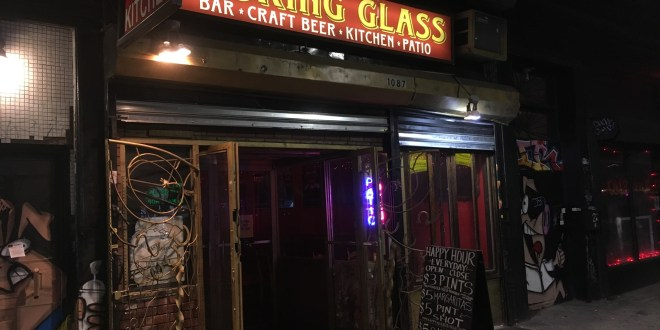 New Bitcoin ATM in Brooklyn at the Looking Glass Bar As Seen in Mr ...