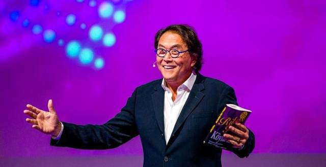 """Robert Kiyosaki, author of the best seller """"Rich Dad, Poor Dad"""", advises  buying Bitcoin to deal with the financial crisis - Bitcoin Crypto Advice"""