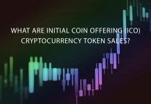 Inital Coin Offering ICO Cryptocurrency Altcoin Token