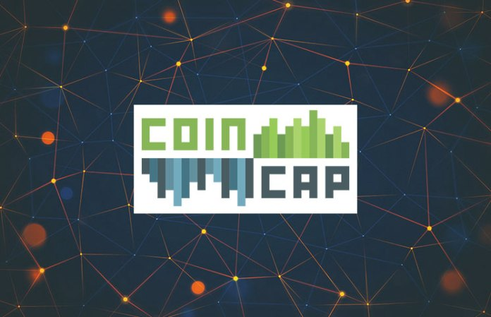 cryptocurrency coin cap