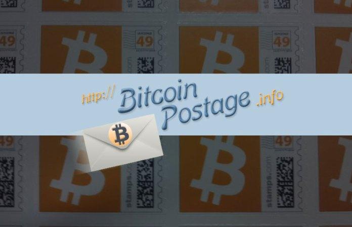 Bitcoin Postage