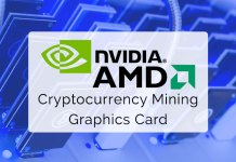 Nvidia & AMD Cryptocurrency Mining Graphics Card