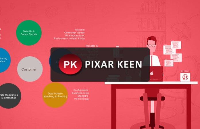 Pixar Keen