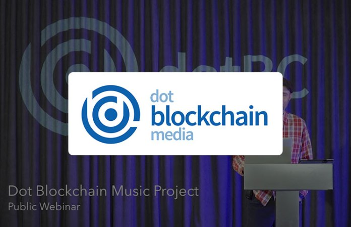 Dot BlockChain Media