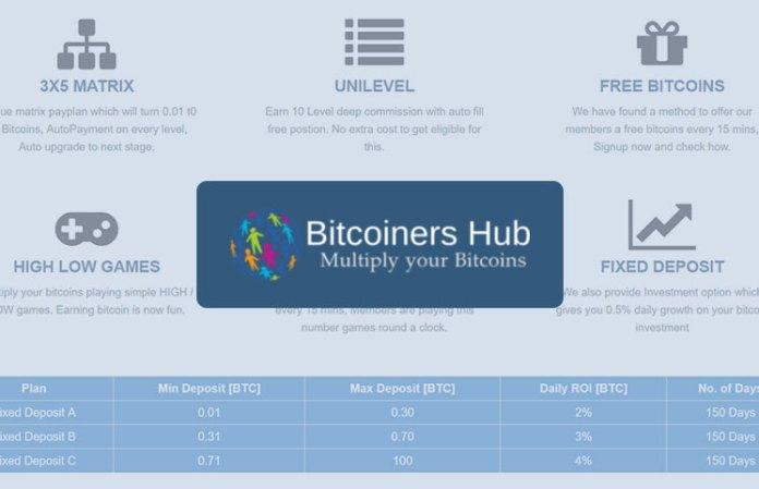 Bitcoiners Hub
