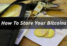 12 Ways To Store Your Bitcoins