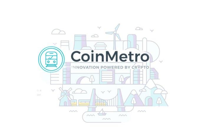 CoinMetro ICO (XCM Token)