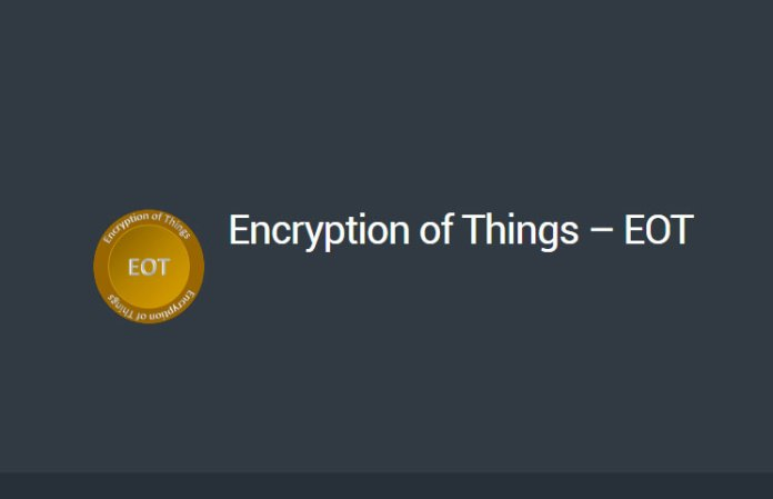 Encryption Of Things