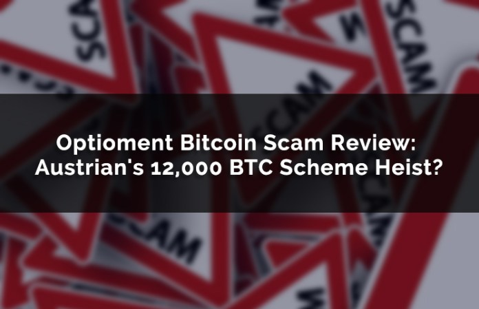 Optioment Bitcoin Scam Review