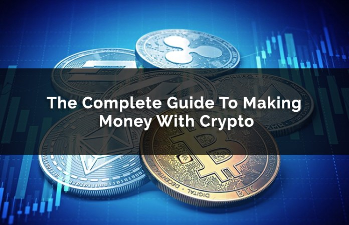 How To Make Money With Cryptocurrency Review: Earn Digital Assets?