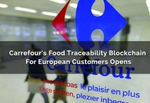 carrefour food traceability blockchain