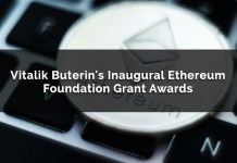 Vitalik Buterin's Inaugural Ethereum Foundation Grant Awards