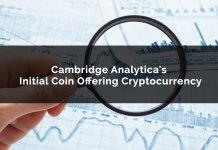 Cambridge Analytica's Initial Coin Offering Cryptocurrency