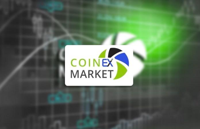 CoinEx Market