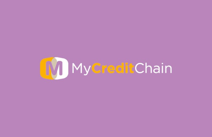 My Credit Chain