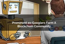 prominent ex googlers form a blockchain community