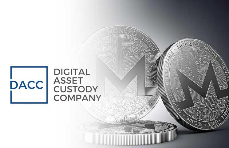 DACC Launches Monero (XMR) Institutional-Grade Crypto Custody Solution