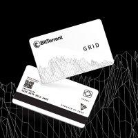Kompānija BitTorrent anonsējusi kartes izlaišanu kriptovalūtas BTT uzglabāšanai un izmantošanai