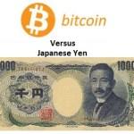 bitcoin vs yen Handelsdiagramm