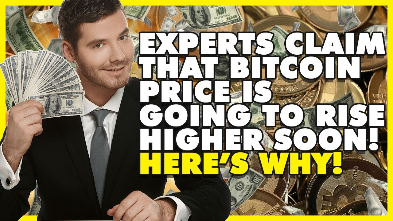 EXPERTS CLAIM THAT BITCOIN PRICE IS GOING TO RISE HIGHER SOON! Here's Why!
