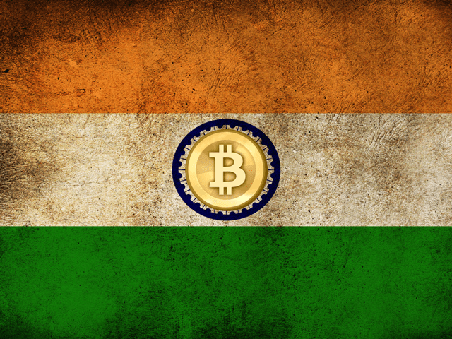 No paying with bitcoin in India-If yo do so you will be jailed