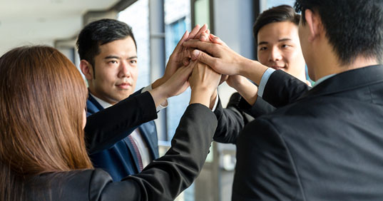 Japanese exchanges self-regulation