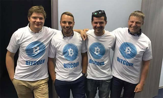 The BitCoen Team