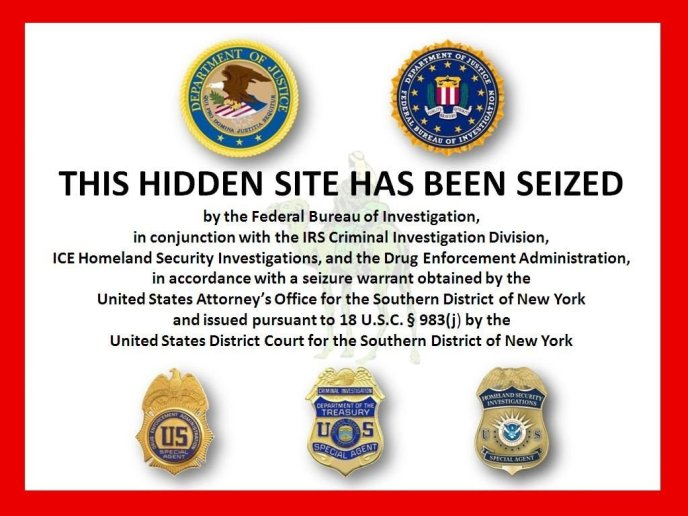 Silk Road shut down