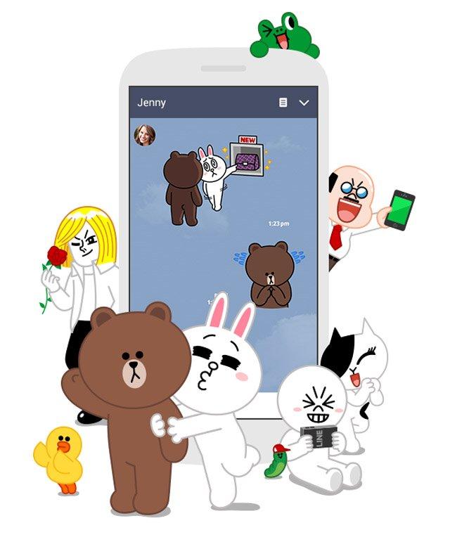 Popular online chat