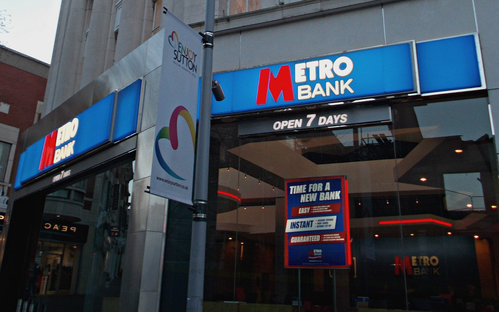 Metropolitan Bank Halting CryptocurrencyRelated Transfers