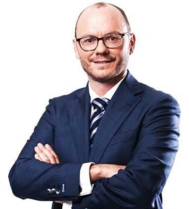 Chief Client Officer HubertBüchel